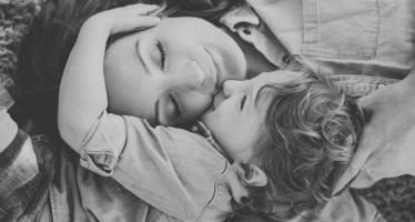 Ideas de sesion de  fotos mama e hijo