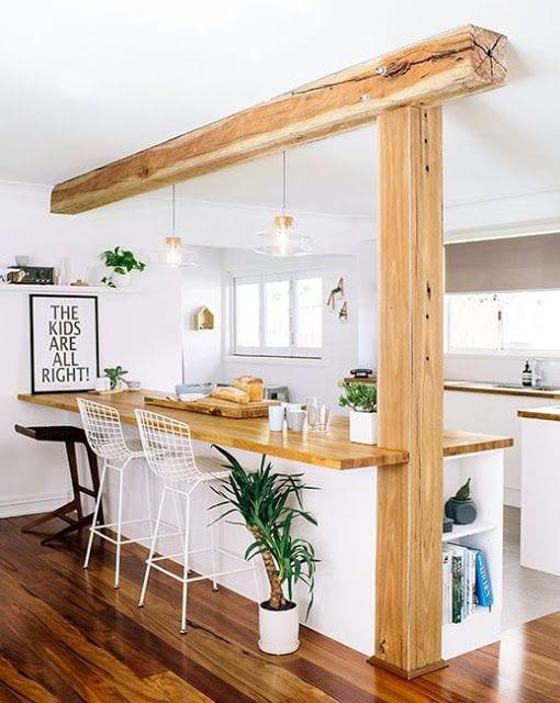 ideas de como decorar con madera (1) - Curso de Organizacion del ...