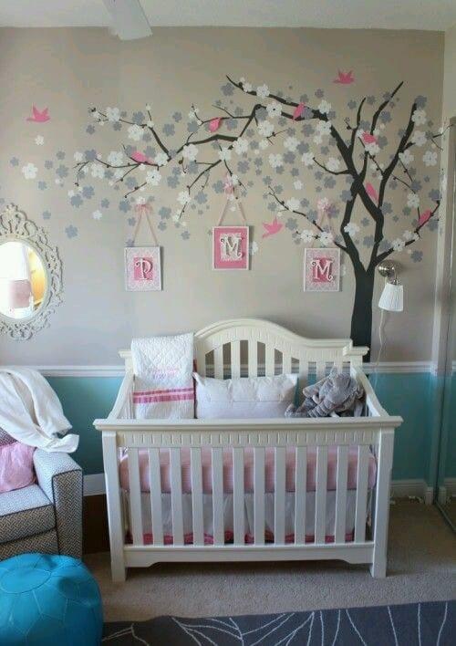 Ideas de como puedes decorar la habitacion de tu bebe 25 - Ideas decorar habitacion bebe ...