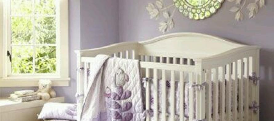 Ideas de como puedes decorar la habitación de tu bebe