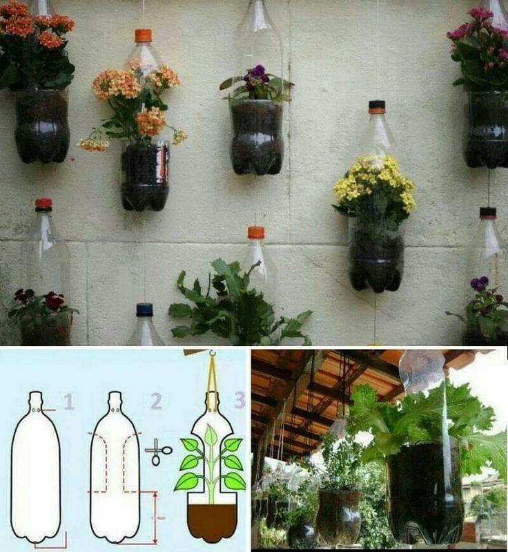 ideas de como reciclar botellas paso a paso 18 curso