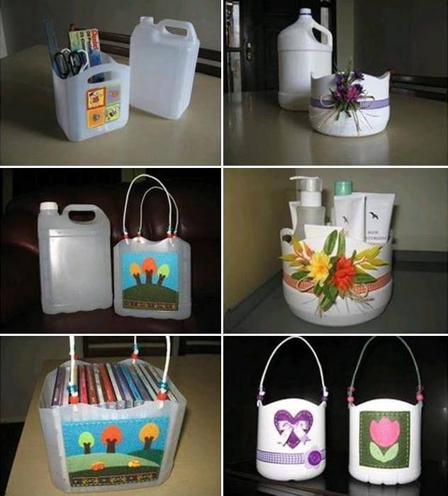 Ideas de como reciclar botellas paso a paso 24 curso - Decoracion reciclaje interiores ...