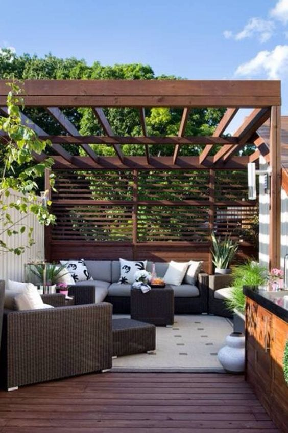 Ideas de sala para terrazas 8 curso de organizacion for Salas de terraza