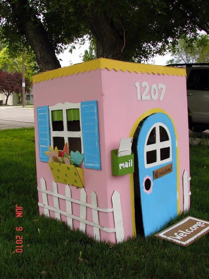 Ideas hacer juguetes reciclando cajas de cart n curso de for Decoracion del hogar reciclando