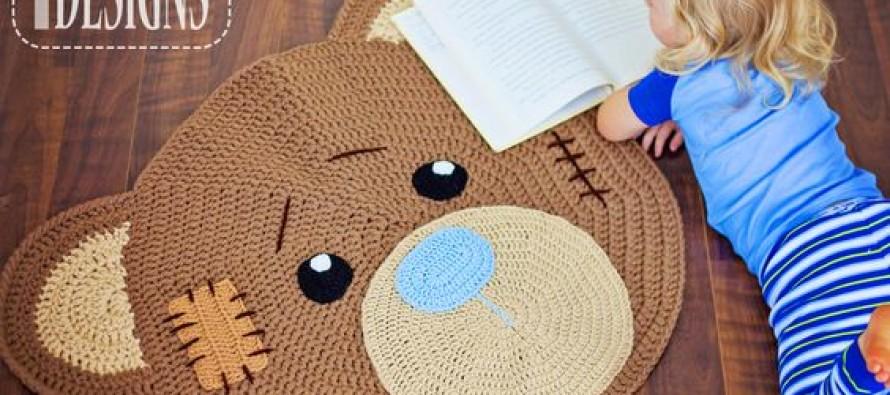 Ideas de alfombras para ni os curso de organizacion del - Alfombras de vinilo infantiles ...