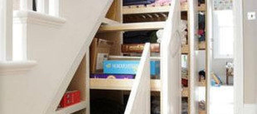 Ideas para almacenamiento extra