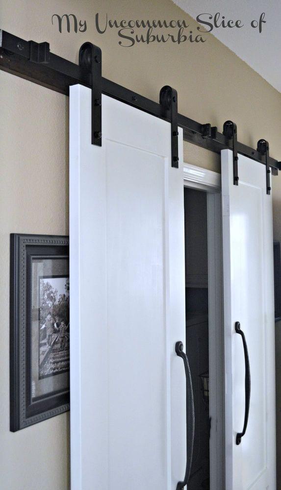 Ideas para closet contemporaneo de puertas corrediza 10 for Ideas puertas de closet