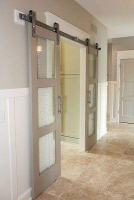 Ideas para closet contemporaneo de puertas corrediza 14 for Ideas para puertas de closet