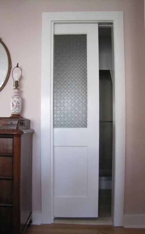 Ideas para closet contemporaneo de puertas corrediza 17 for Ideas para puertas de closet