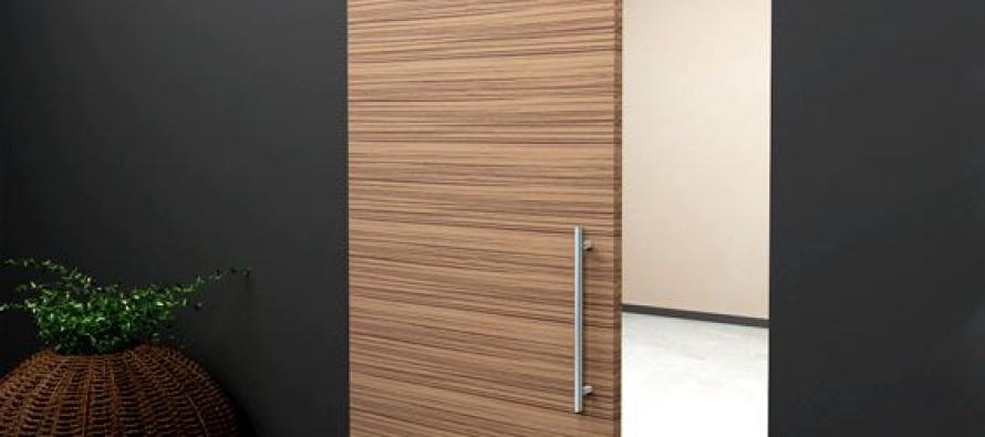 Ideas para closet contempor neo de puertas corrediza for Ideas para decorar puertas de madera