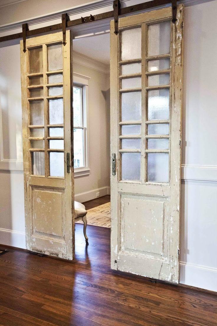 Ideas para closet contemporaneo de puertas corrediza 9 for Ideas puertas de closet
