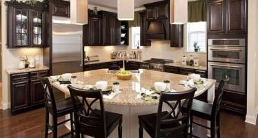 Ideas para decorar una cocina triangular