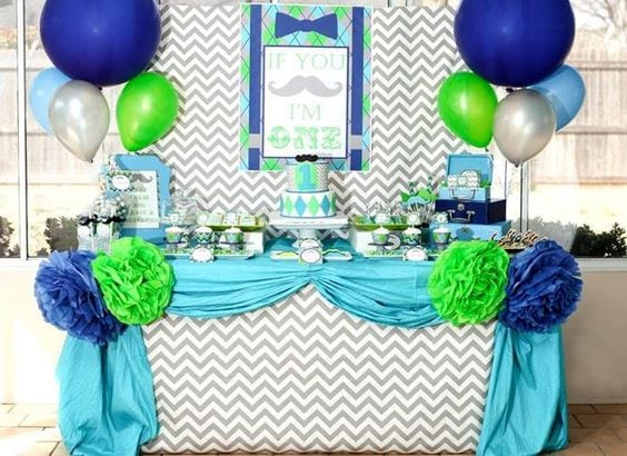Ideas para festejar cumpleanos de hombres 1 curso de for Ideas decoracion cumpleanos