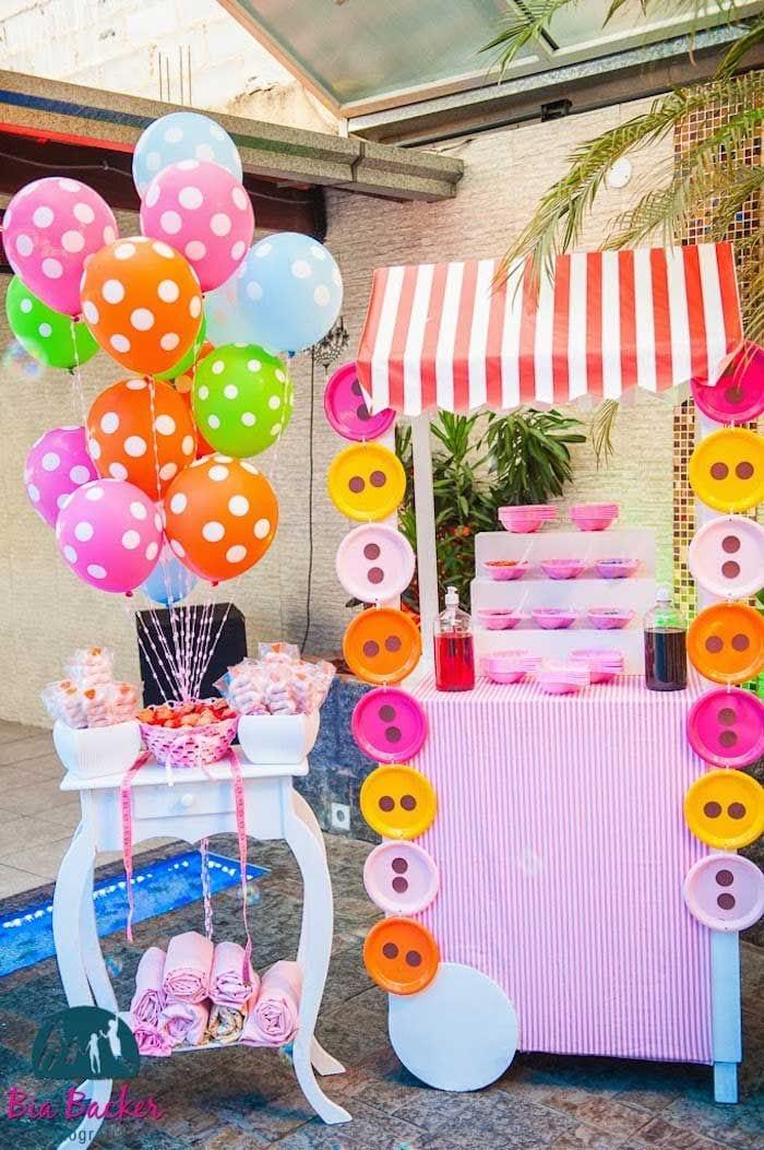 ideas para fiesta de lalaloopsy (13) - Curso de Organizacion del ...