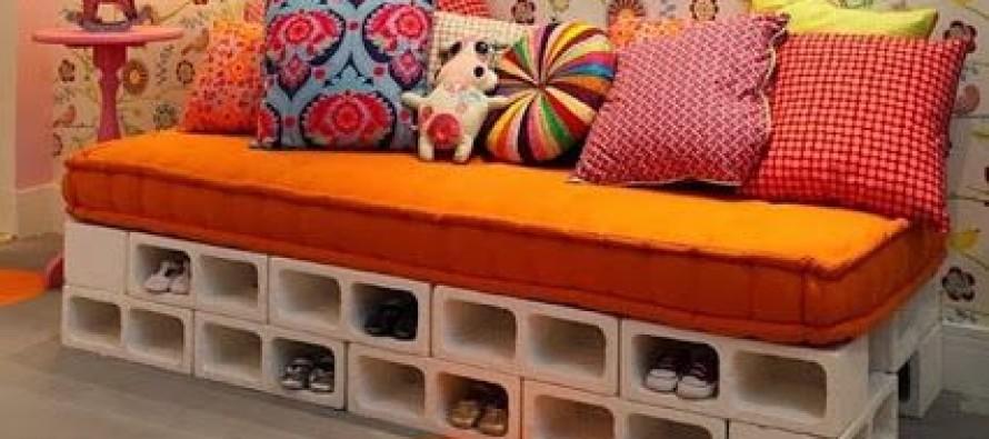 Ideas para reciclar y hacer muebles funcionales - Curso de Organizacion del h...