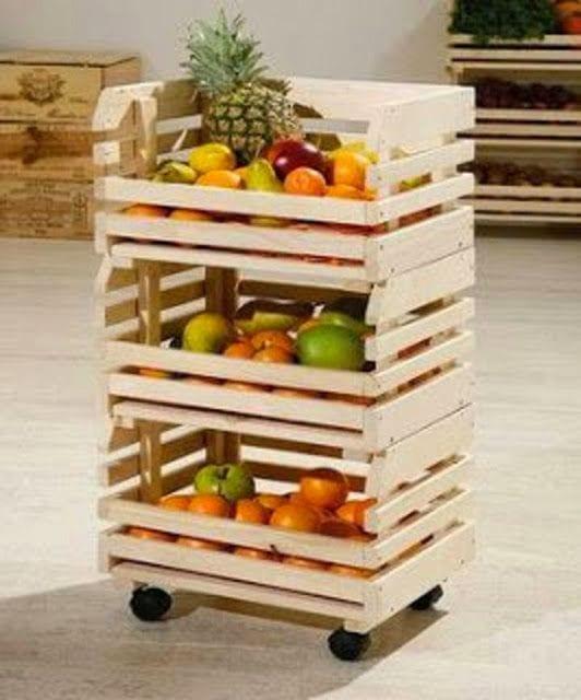 Ideas para reciclar y hacer muebles funcionales 21 for Reciclar palets para muebles