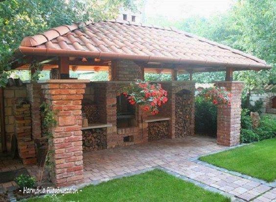 Dise os de palapas para decorar jardines fotos ideas imagenes for Piedras jardin baratas