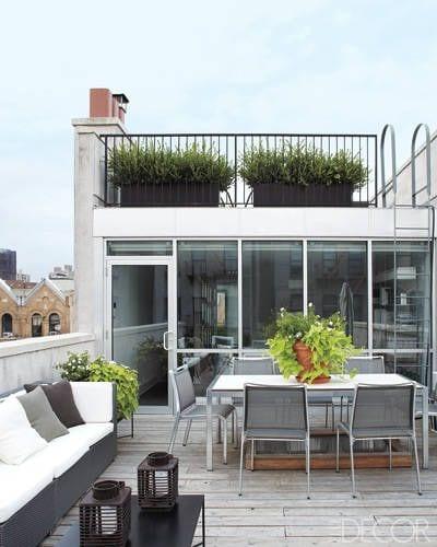 Decoracion de exteriores archivos curso de organizacion for Comedores exteriores para terrazas