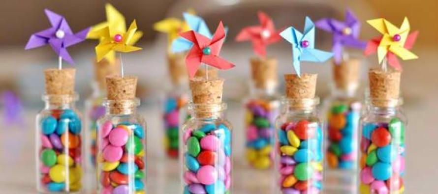 Como presentar los dulces en tu fiesta