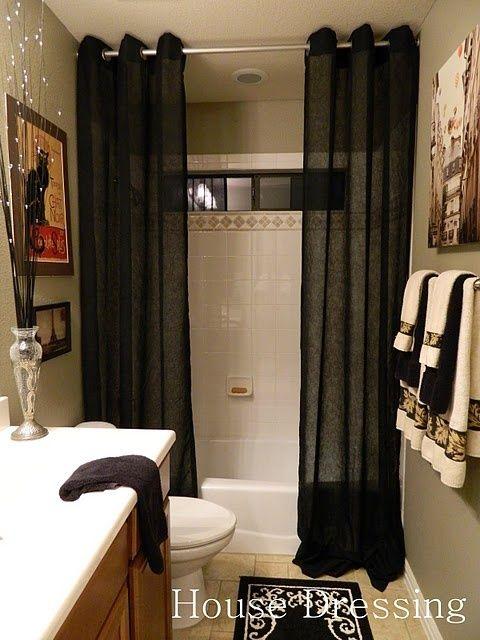 Decoracion Baño Facilisimo:La entrada Cortinas para baño aparece primero en Curso de