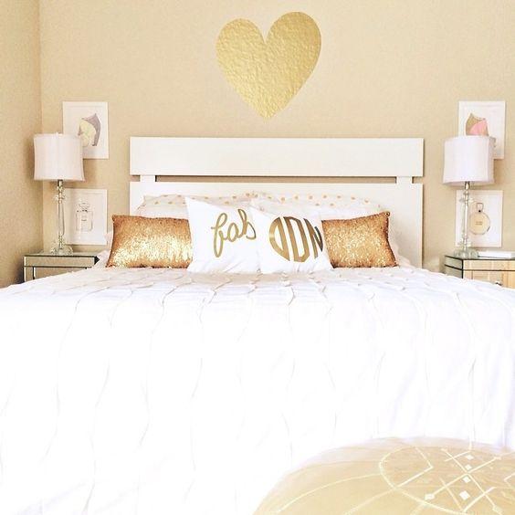 Muebles blanco con dorado 20170816200808 for Curso decoracion interiores online