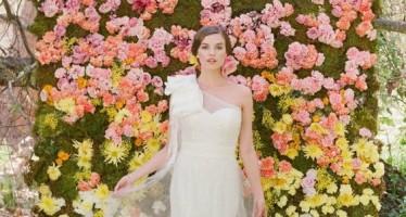 Vestidos de novia para bodas en la playa curso de for Ideas para boda en jardin