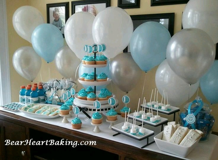 Ideas para baby shower color pastel 10 curso de for Decoracion casa shower