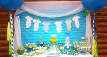Ideas para baby shower color pastel