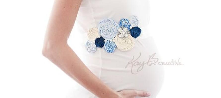Ideas para bandas de embarazo