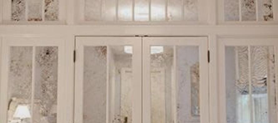 Ideas para closet con madera y espejo curso de for Espejos de pared madera