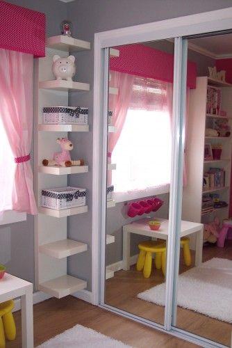 Ideas para closet con madera y espejo 9 curso de for Ideas para enmarcar espejos