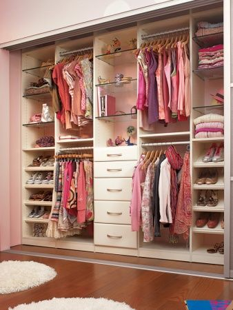 Ideas para closet de mujer 17 curso de organizacion for Ideas de closets