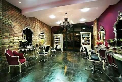 Ideas para decorar salones de belleza 14 curso de for 1950 s beauty salon