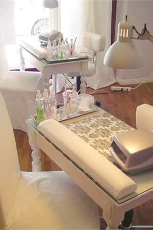Ideas para decorar salones de belleza 15 curso de - Decoracion en salones de belleza ...