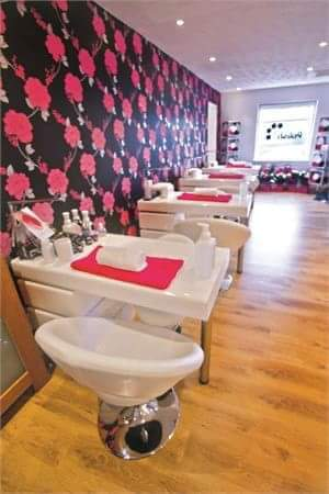 Ideas Para Decorar Salones De Belleza 7 Curso De Organizacion - Decoracion-de-salon-de-belleza