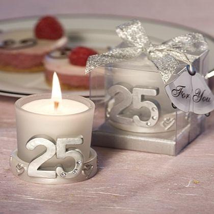 Ideas para decorar y organizar bodas de plata 10 curso de organizacion del hogar y - Decoracion de bodas de plata ...