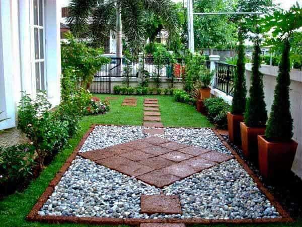 Jardines pequenos gallery - Jardines interiores pequenos ...