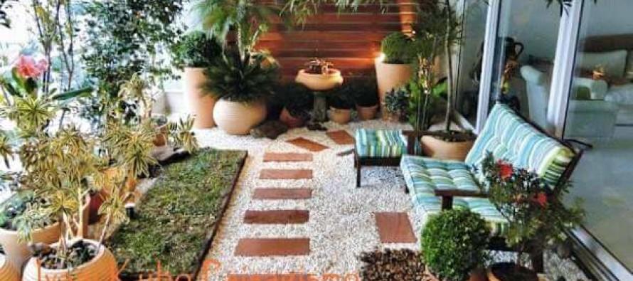 Ideas para jardines pequeños con piedra