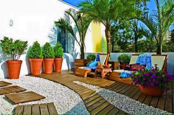 Ideas para jardines peque os con piedra 7 curso de - Jardines pequenos con piedras ...