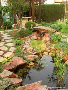 Ideas para jardines traseros 15 curso de organizacion for Jardin japones cursos