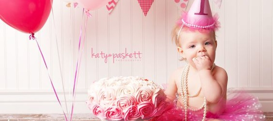 Ideas smash the cake para niñas