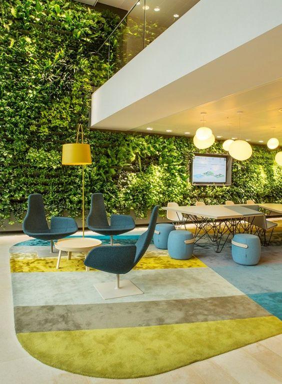 Jardines verticales interiores 20 curso de for Jardines verticales para interiores