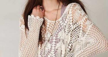 Moda en crochet