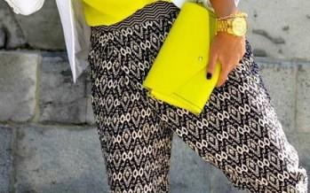Outfits con bolso amarillo