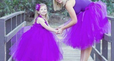 Outfits para mama e hija