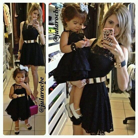 Outfits Para Mama E Hija 22 Curso De Organizacion Del Hogar Y Decoracion De Interiores