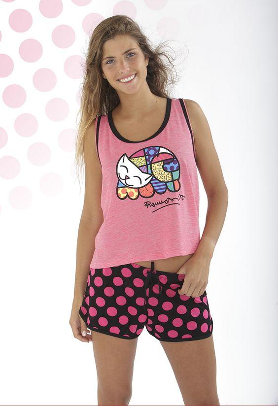 dc69aea568 Pijamas para mujer (20) - Curso de Organizacion del hogar y ...