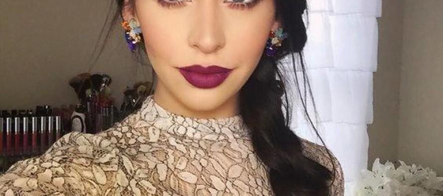 Tendencia en maquillaje de ojos y labios