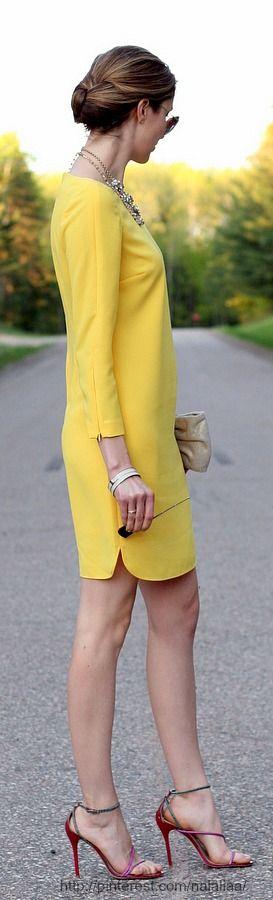 Vestidos informales para señoras