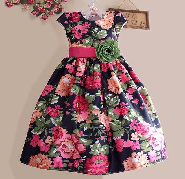 Vestidos De Moda Para Ni 241 As 1 Curso De Organizacion